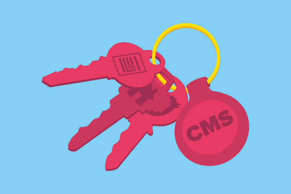 CMS-Funktionen für Content Marketing