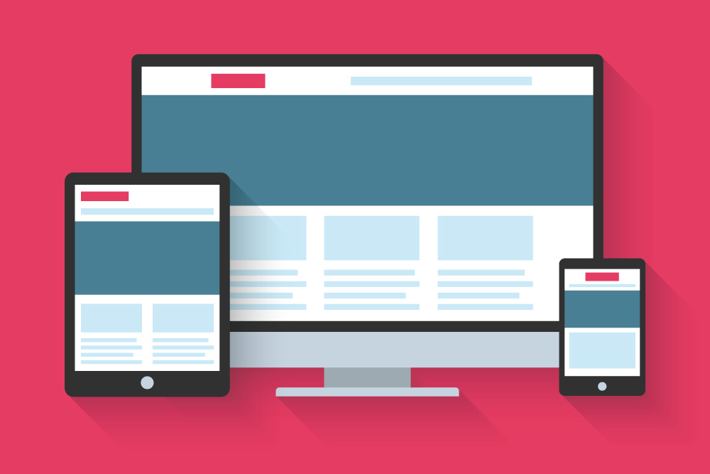 Content und mobile first - Webdesign
